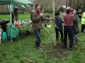 Community Orchard Planting Day (credit Neil Cheshire)