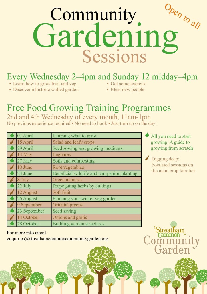 Streatham Common Gardening Sessions-WEB